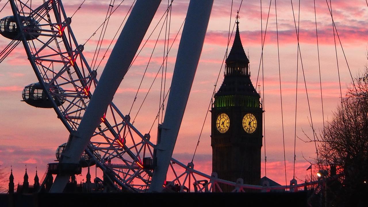 Trip naar Londen